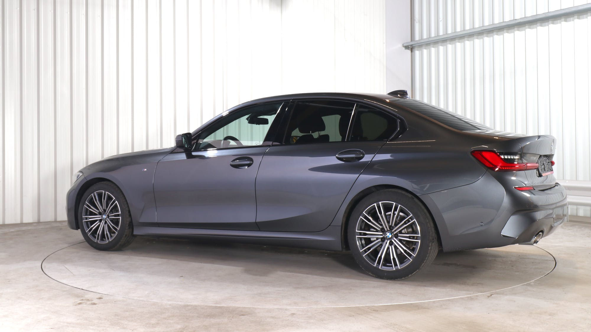 BMW 3 (G20) leasing exterior 3
