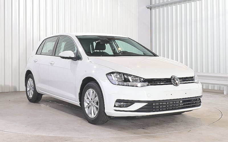 VOLKSWAGEN GOLF VII leasing
