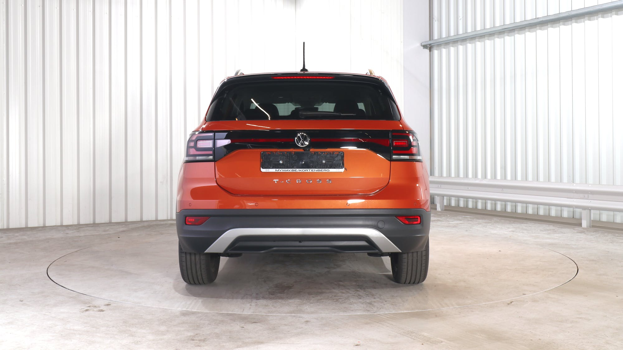 VOLKSWAGEN T-CROSS leasing exterior 5