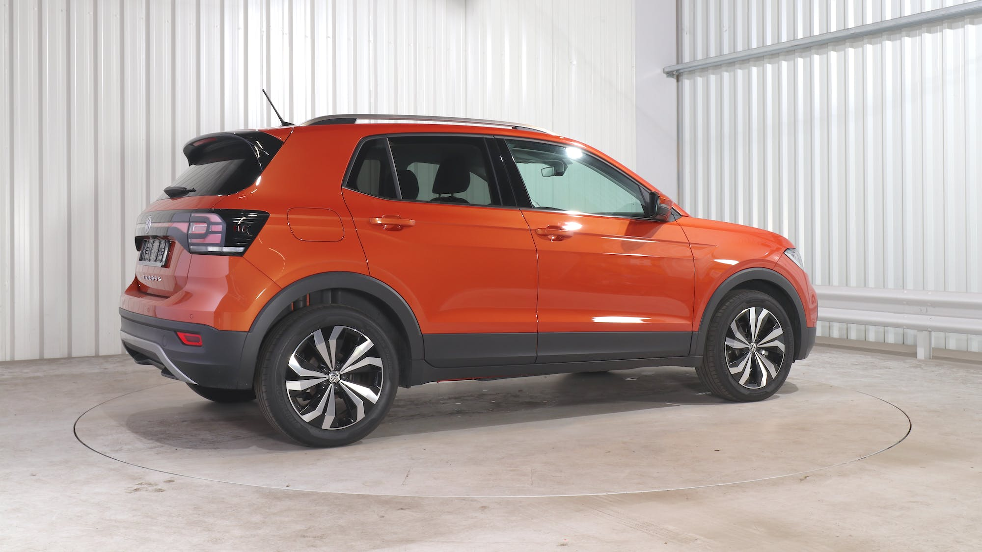 VOLKSWAGEN T-CROSS leasing exterior 7