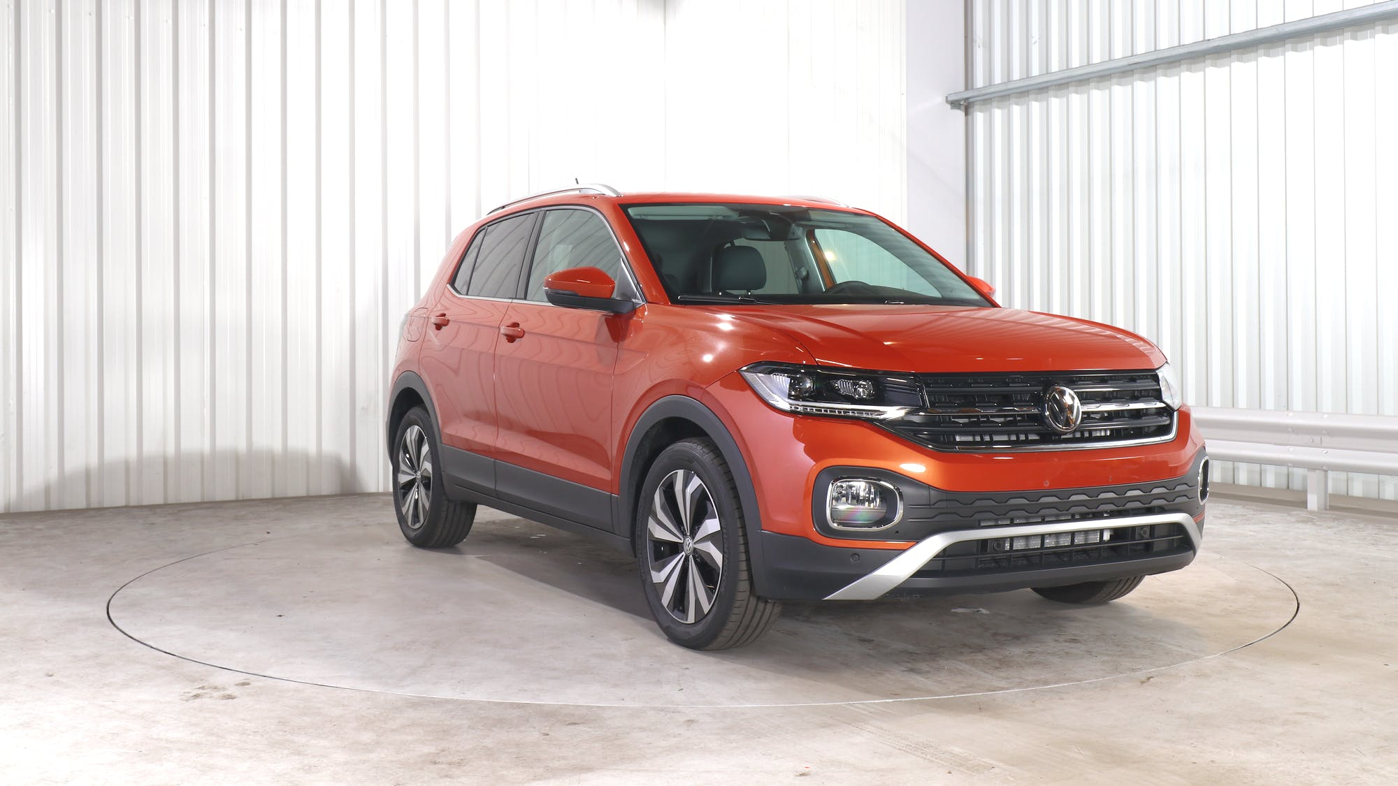 VOLKSWAGEN T-CROSS leasing exterior 10