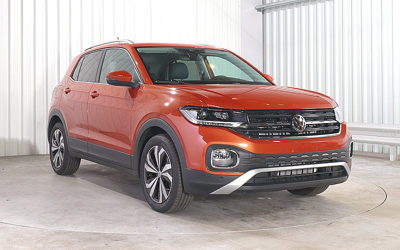 VOLKSWAGEN T-CROSS leasing