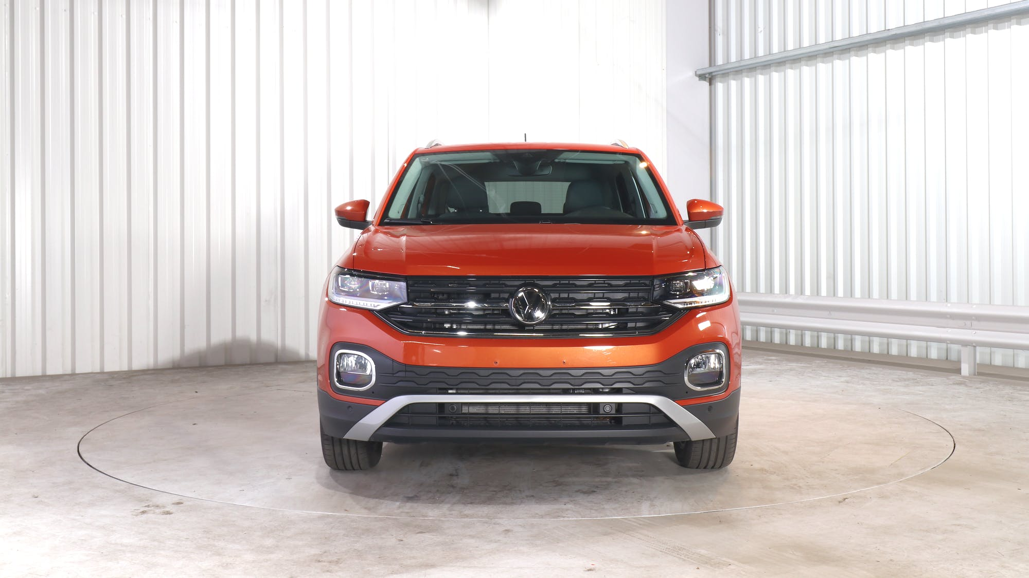 VOLKSWAGEN T-CROSS leasing exterior 11