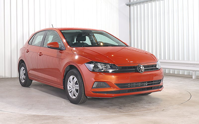VOLKSWAGEN POLO leasing