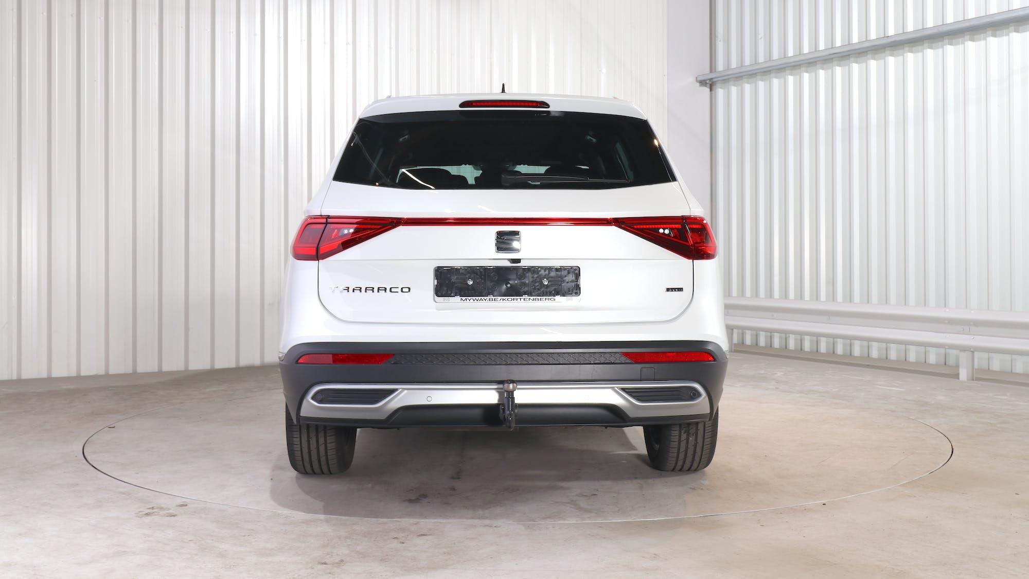 SEAT TARRACO leasing exterior 5