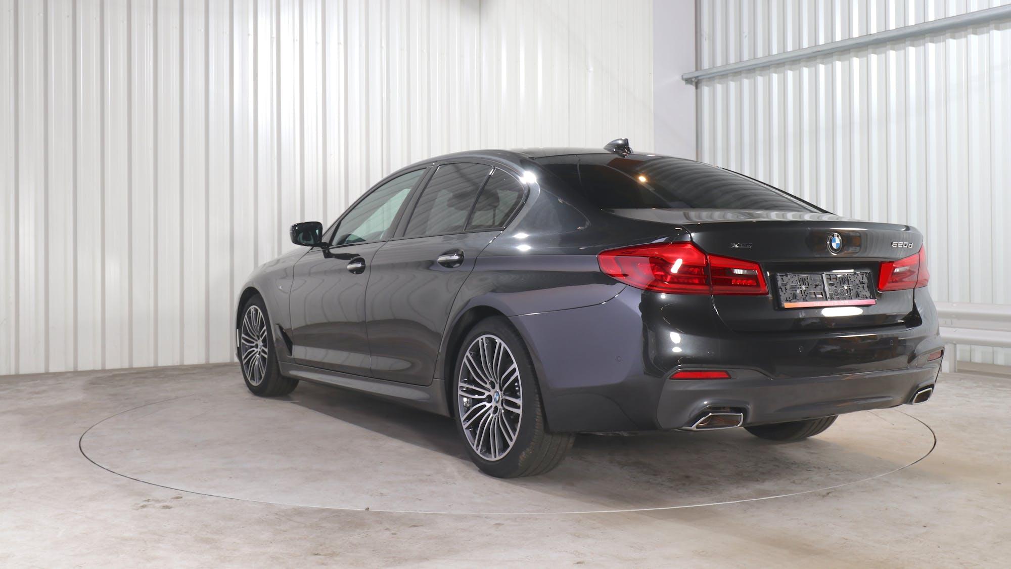 BMW 5 (G30) leasing exterior 4