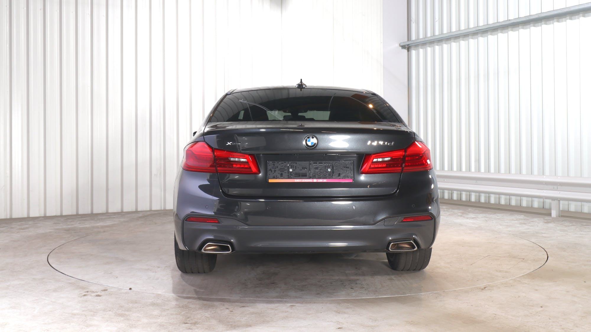 BMW 5 (G30) leasing exterior 5