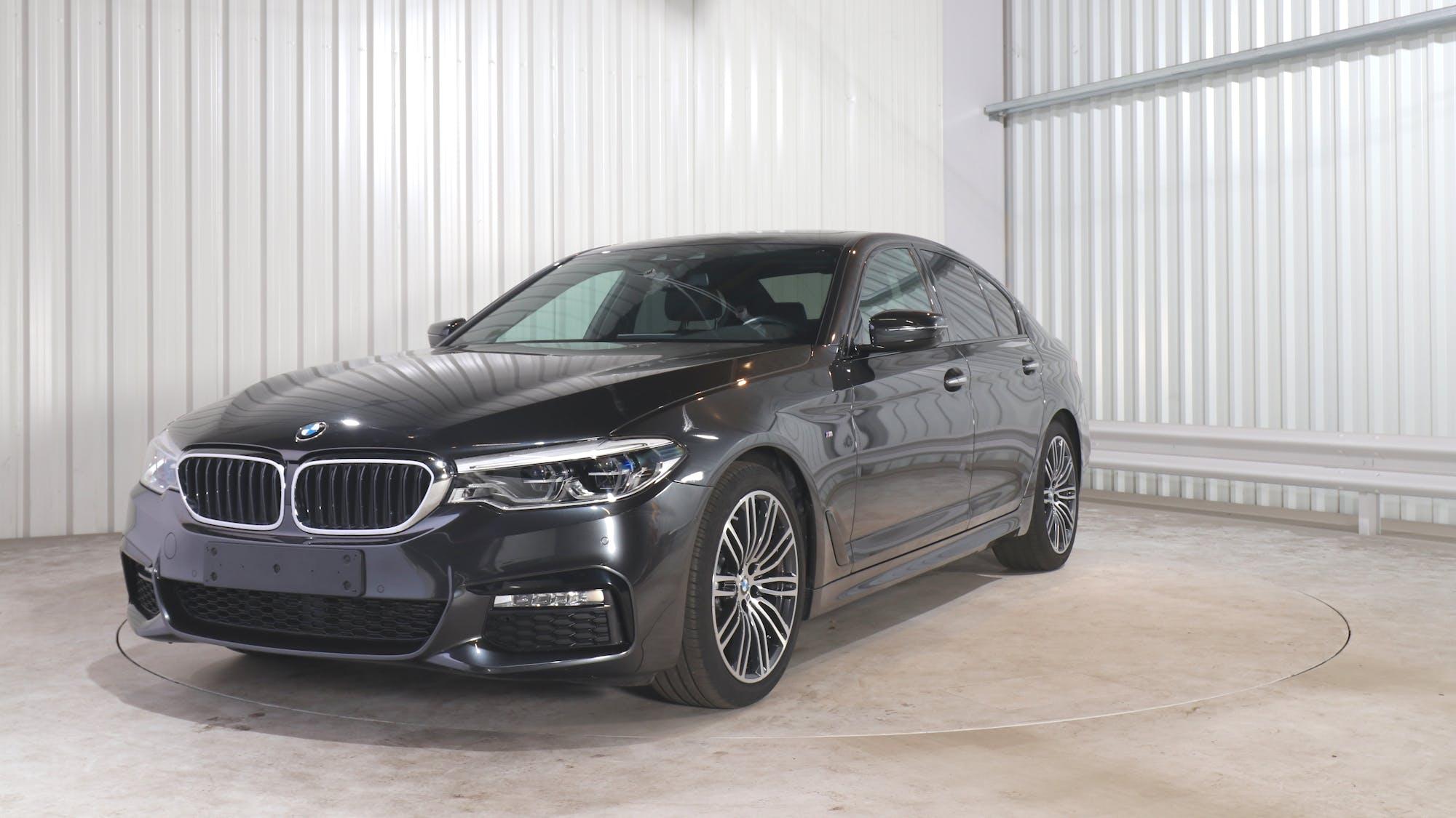 BMW 5 (G30) leasing exterior 0