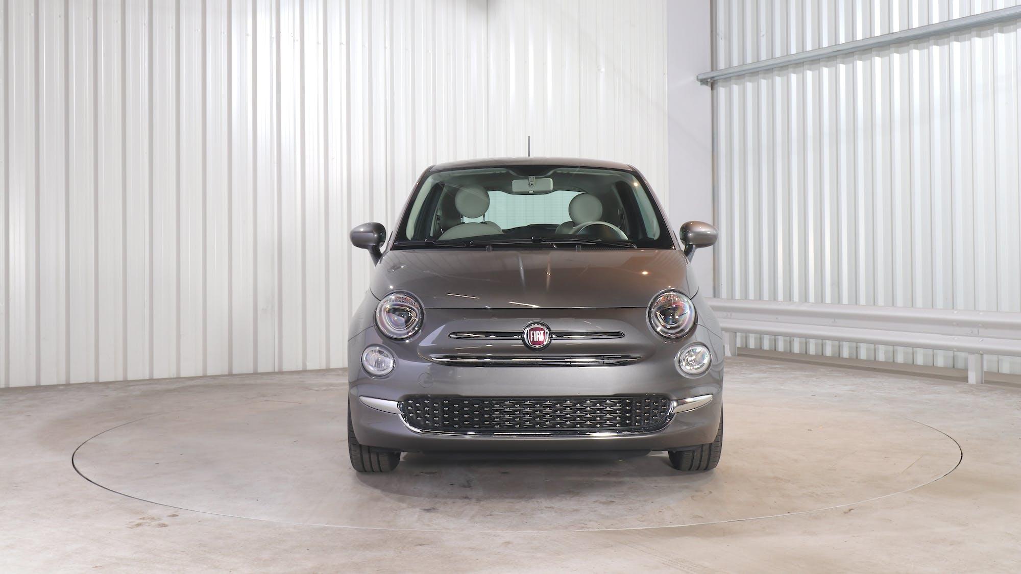 FIAT 500 leasing exterior 11