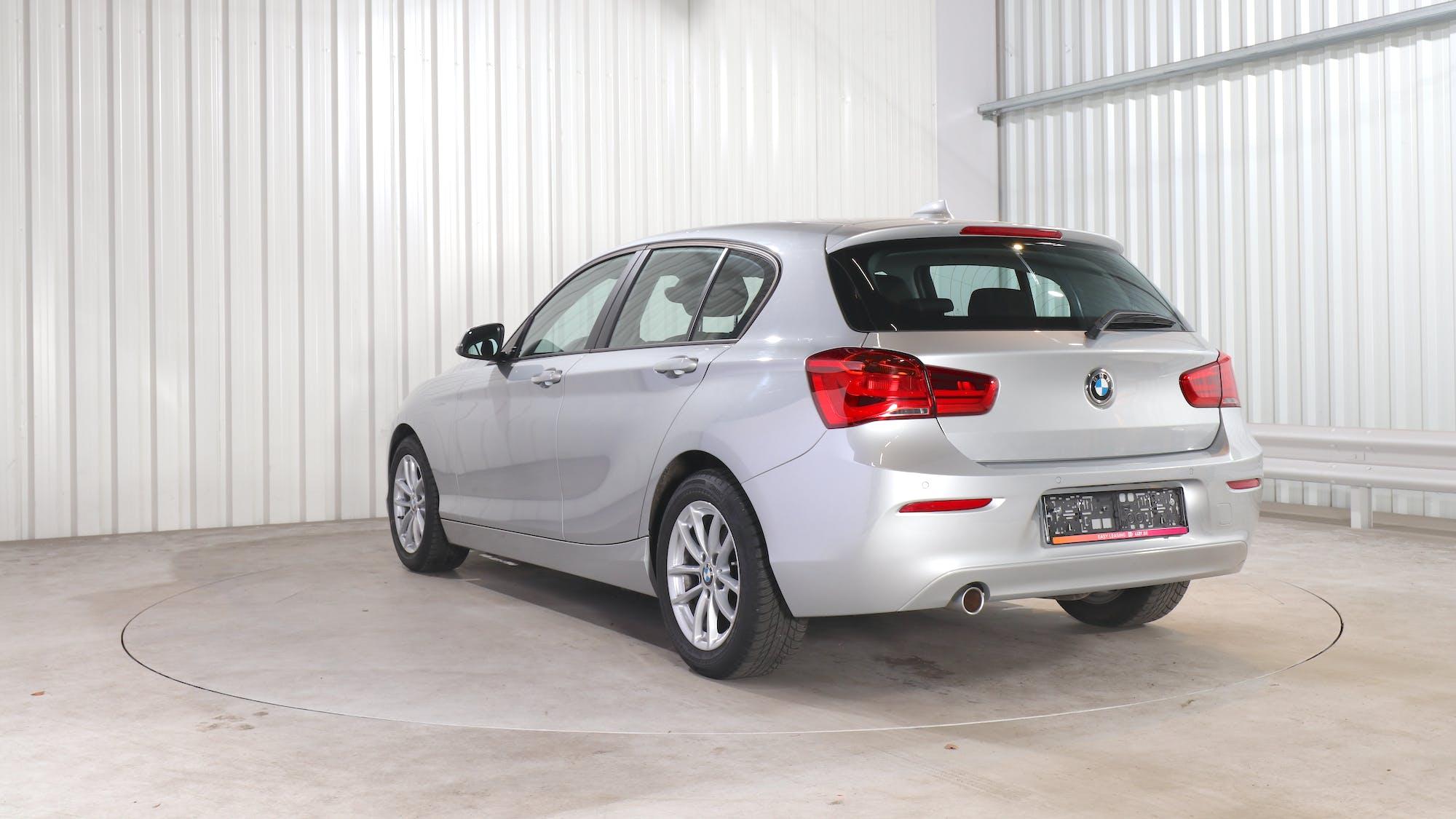 BMW 1 HATCH leasing exterior 4