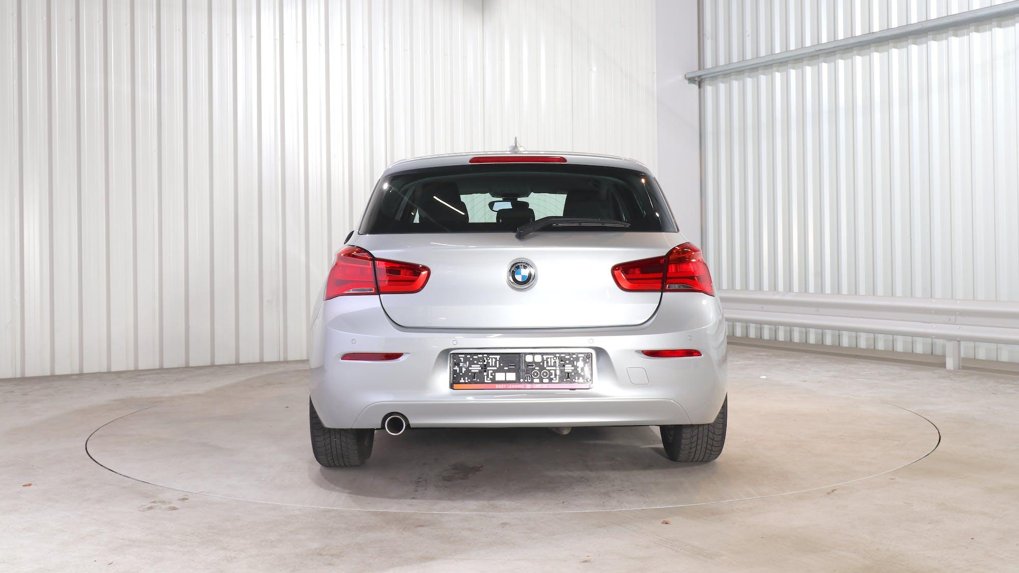 BMW 1 HATCH leasing exterior 5