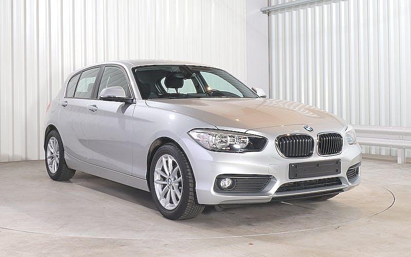 BMW 1 HATCH leasing