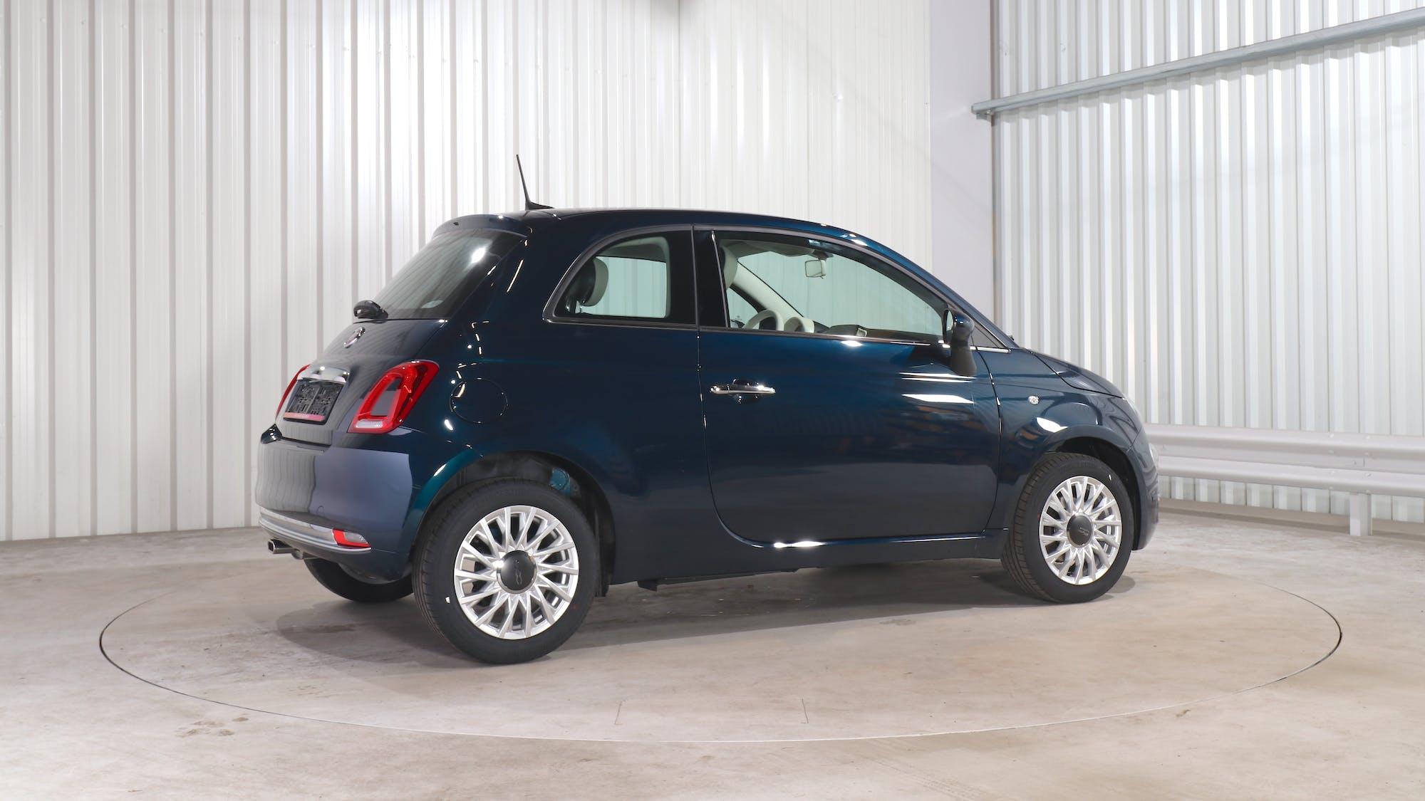 FIAT 500 leasing exterior 7