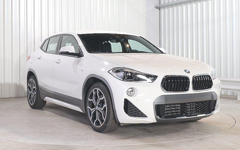 BMW X2 leasing