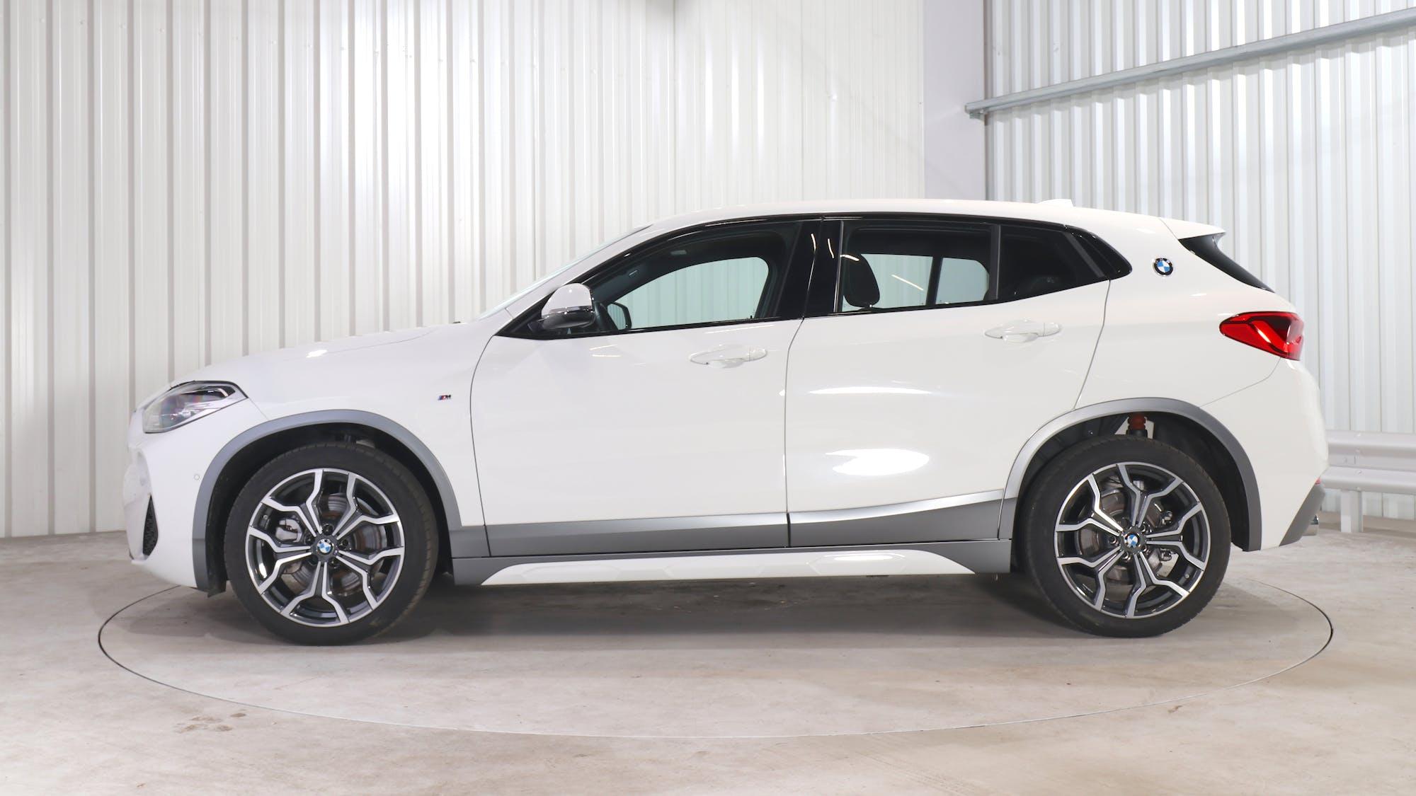 BMW X2 (F39) leasing exterior 2